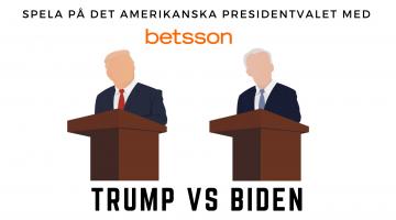betsson presidentval